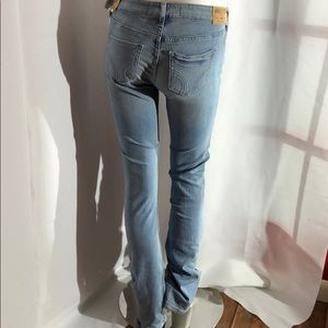 NWT Hollister Bootcut Jeans